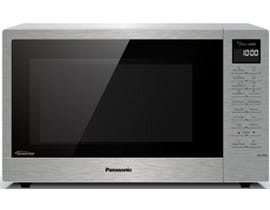 Panasonic 1.1 cu. ft. Compact Combination Oven in Stainless Steel NNGT69KS