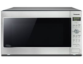 Panasonic 24 inch 2.2 cu.ft. Countertop Microwave in Stainless Steel NNSD965S