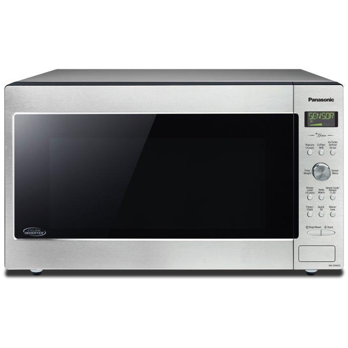 Panasonic Microwave 24 inch 2.2 cu. ft. Countertop in stainless steel NNSD965S