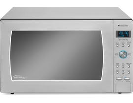 Panasonic 24 inch 2.2 cu.ft. Full Size Cyclonic Inverter Countertop Microwave in Stainless Steel NNSD986S