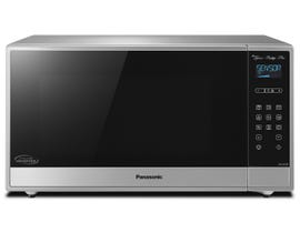 Panasonic 22 inch 1.6 cu. ft. Counter-top Microwave with Cyclonic Inverter NNSE795S