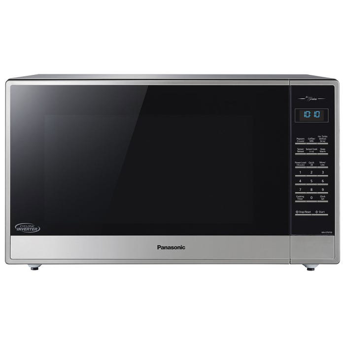 Panasonic 24 inch 2.2 cu. ft. counter-top Microwave in stainless steel NNSE995S