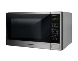 Panasonic Family Size Genius Microwave with Stainless Steel Finish NNSG636S