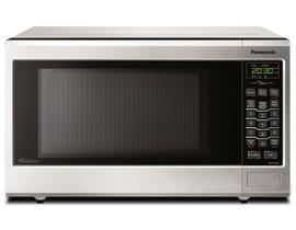 Panasonic 1.2 cu. ft. Microwave Oven in Stainless Steel NNST663SC