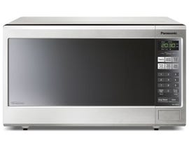 Panasonic 1.2 cu. ft. Microwave Oven in Stainless Steel NNST681SC