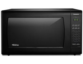 Panasonic 2.2 cu. ft. Microwave Oven in Black NNST966B