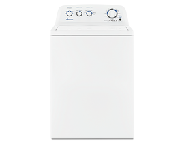 Amana 27 inch 4.4 cu. ft. Top-Load Washer with High Efficiency Agitator in White NTW4519JW