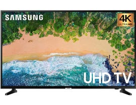 "Samsung 50"" 4K UHD Tizen Smart TV in Black UN50NU6900FXZC"