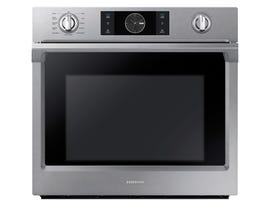 Samsung 30 inch 5.1 cu.ft. Built-in Single Convection Wall Oven in stainless steel NV51K7770SS