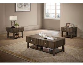 Alston Wood top 3-piece coffee table set OC1601