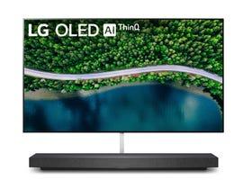 """LG 65"""" class Wallpaper 4K UHD HDR OLED Smart TV OLED65WXPUA"""