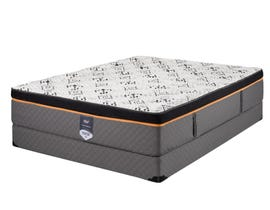 Orthopedic Spine Care Collection Euro Top Twin Mattress