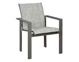 Signature Design by Ashley Okada Sling Arm Chair in Gray P315-601A