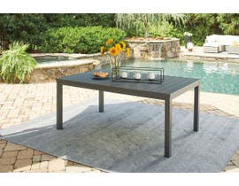 Signature Design by Ashley Okada Dining Table in Gray P315-625