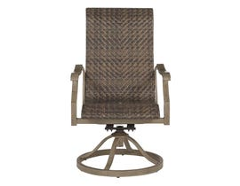 Signature Design by Ashley Windon Barn Swivel Chair in Brown P318-602A