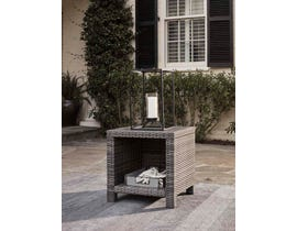 Signature Design by Ashley Salem Beach End Table in Gray P440-702