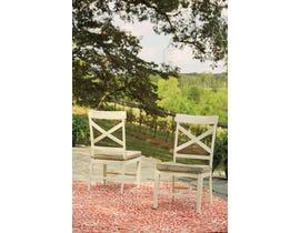 Signature Design by Ashley Preston Bay Chair in Antique White P460-601