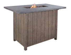 Signature Design by Ashley Partanna Bar Table in Brown P556-665