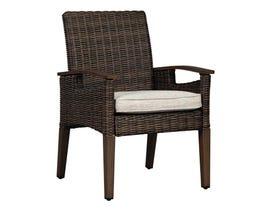 Signature Design by Ashley Paradise Trail 2-PC Arm Chair with Cushion in Medium Brown P750-601A