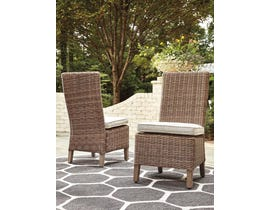 Signature Design by Ashley Beachcroft 2-PC Side Chair with Cushion in Beige P791-601