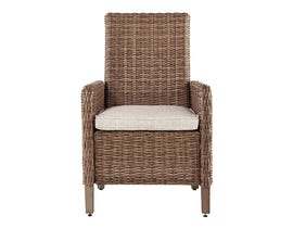 Signature Design by Ashley Beachcroft 2-PC Arm Chair With Cushion in Beige P791-601A