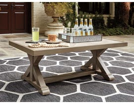 Signature Design by Ashley Beachcroft Rectangular Cocktail Table in Beige P791-701
