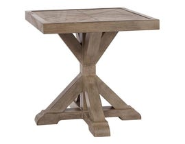 Signature Design by Ashley Beachcroft Square End Table in Beige P791-702