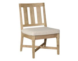 Signature Design by Ashley Clare View 2-PC Chair with Cushion in Beige P801-601