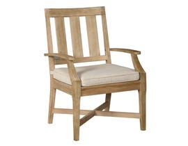 Signature Design by Ashley Clare View 2-PC Arm Chair With Cushion in Beige P801-601A