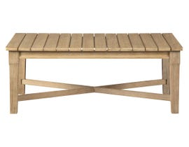Signature Design by Ashley Clare View Rectangular Cocktail Table in Beige P801-701