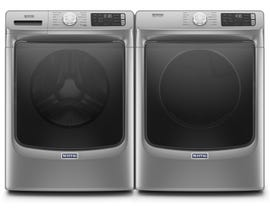 Maytag Laundry Pair 5.5 cu. ft. Washer MHW6630HC & 7.3 cu. ft. Electric Dryer YMED6630HC