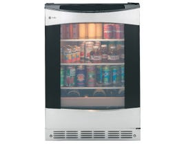 GE Profile 5.5 cu. ft. Beverage Center in Stainless Steel PCR06BATSS