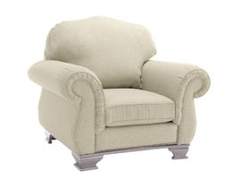 Decor-Rest Fabric Chair in Pier Taupe 6933