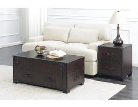 High Society Louie Coffee Table in Cherry