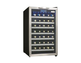 Danby 19.5 inch 4.03 cu.ft wine cooler in stainless DWC458BLS