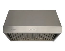 Cyclone 30 inch 600 CFM PRO Collection with Undermount Range Hood in Stainless Steel PTB8630