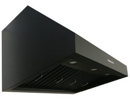 Cyclone 30 inch 600 CFM PRO Collection with Undermount Range Hood in Matte Black PTB8630MB