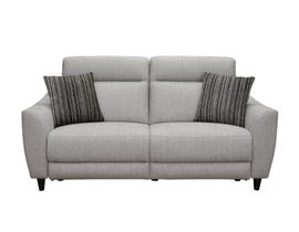 Vogue Ava Series Power Reclining Sofa in Grey PX2216