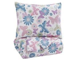 Signature Design by Ashley 3-Piece Full Quilt Set in Multi Q318003F