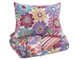 Signature Design by Ashley Quilt Set in Multi-Colour Q34500
