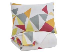 Signature Design by Ashley 3-Piece Full Comforter Set in Multi Q430003F