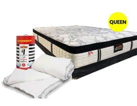 #1 Queen Size Duvet and Mattress Kit