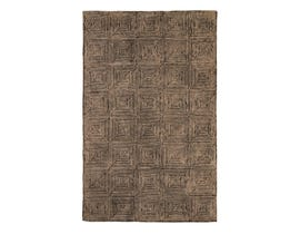 Signature Design by Ashley Large Rug Kanan Taupe Black R400151