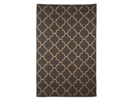 Signature Design by Ashley large rug daponte grey R400381