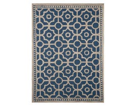 Signature Design by Ashley Large Rug Bisbee Blue R400451
