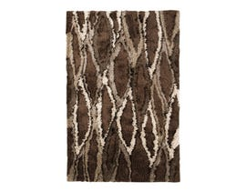 Signature Design by Ashley Large Rug Calan Brown grey R400681