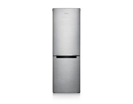 "Samsung 23"" 11.3 cu. ft. Bottom Freezer Refrigerator in Stainless Steel RB10FSR4ESR"