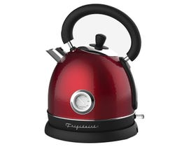 Frigidaire 1.8L Retro Electric Water Kettle in Red EKET125-R