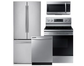 Samsung 3pc Appliance Package in Stainless Steel 078184 127888 124789