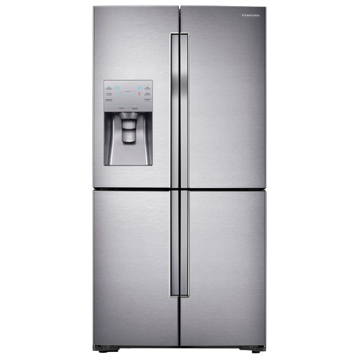 Samsung 36 inch 22.5 cu. ft. French Door Refrigerator with Triple Cooling in stainless steel RF23J9011SR